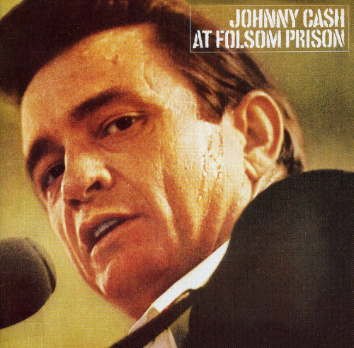 Johnny Cash at Folsom Prison Album