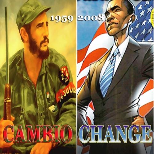 castro loves obama